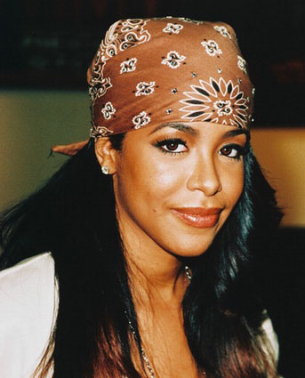 Aaliyah Celebrity Wallpaper