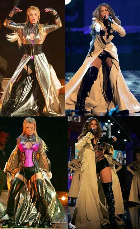 Here Are A Few Of The Comparative Pics From Different Web Sites Slamming Her Beyonce A Real Swagger Jacker Are Yall Beginning To Believe That She Is A