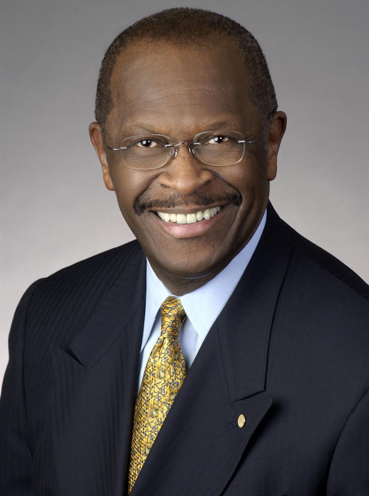 Jealous Of The Attention Herman Cain Is Getting During Campaigning