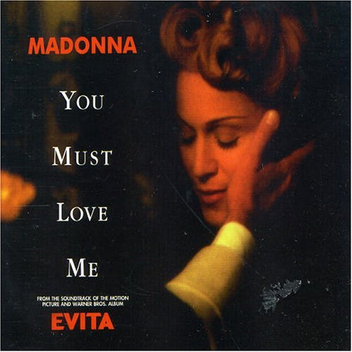 you must love me madonna: