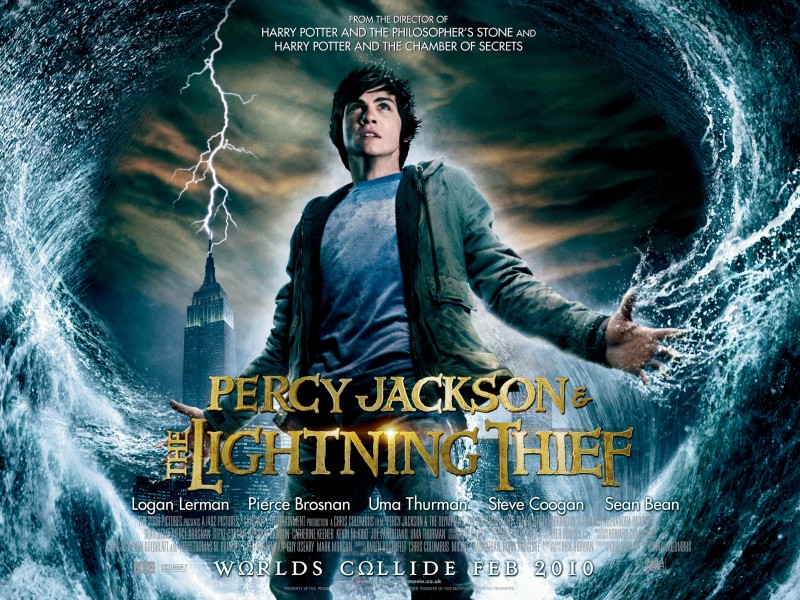 movie report on the percy jackson It has been three years since the showing of percy jackson: sea of monsters and it was after that movie that the actor logan lerman mentioned that it will be his last movie for the series and.