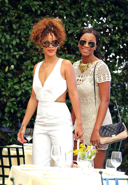 rihanna and cole dating