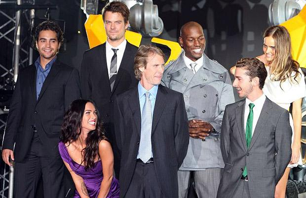 """Michael Bay Hires Real Actors For """"Transformers 3"""""""