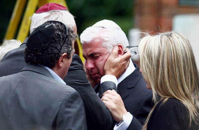 Amy Winehouse's Funeral