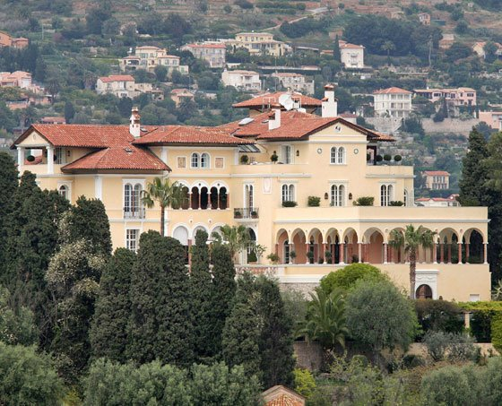 angelina jolie house