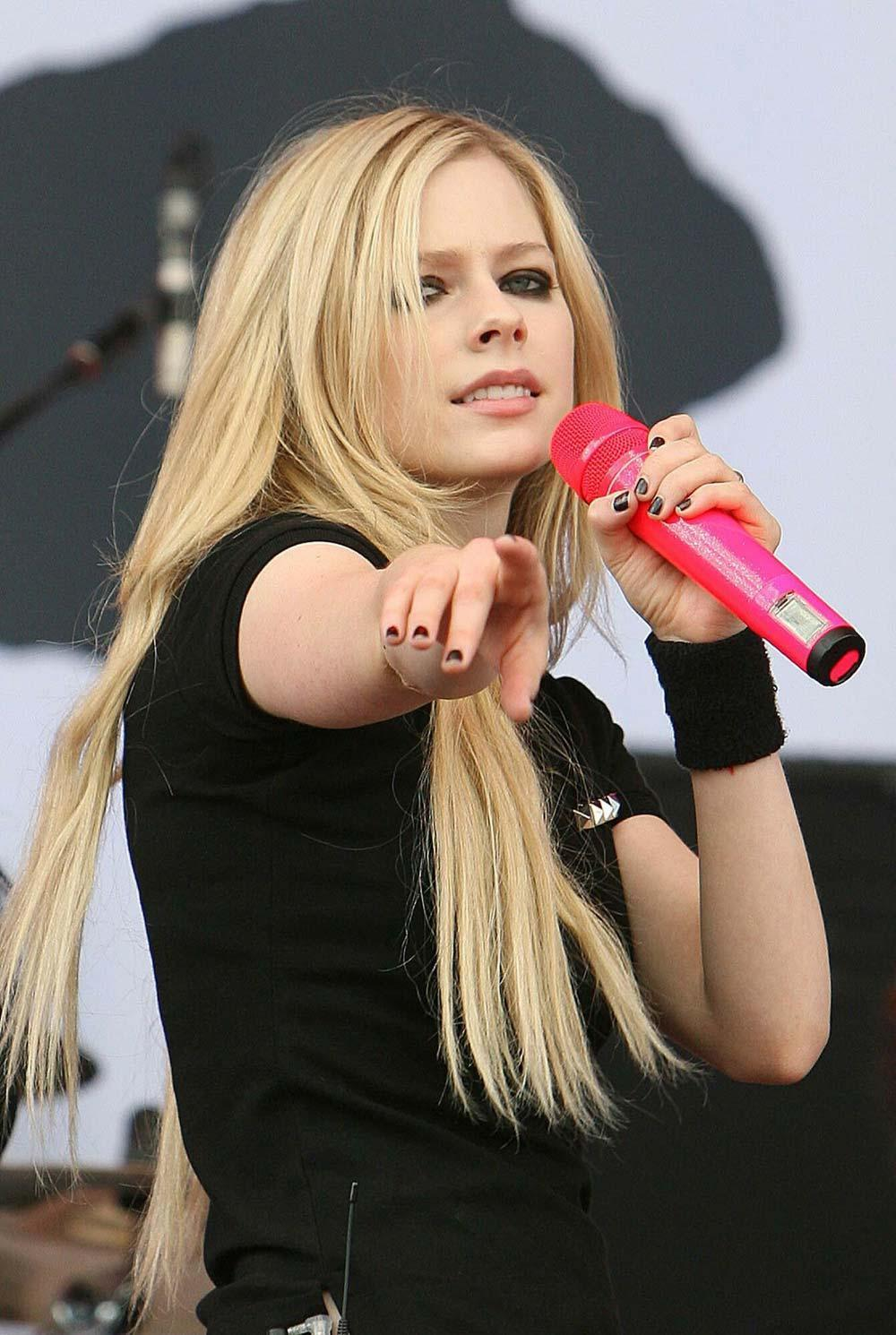 Avril Lavigne Pop Stars