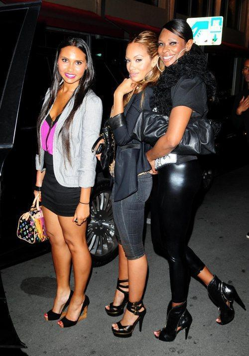 Basketball Wives Evelyn Lozada Daughter