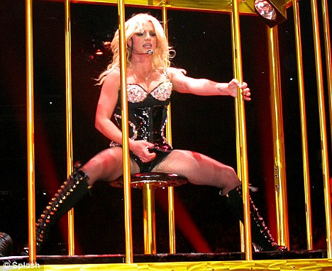 Judiciary Report Britney Spears Circus Tour A Hot Mess
