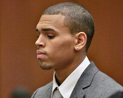 chris brown hearing  cancelled