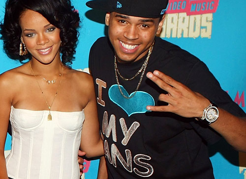 Rihanna and chris brown fight 2009