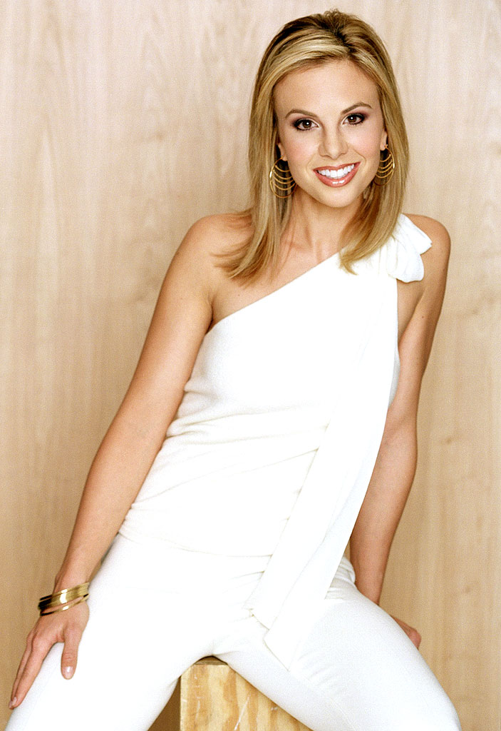 Elisabeth Hasselbeck, one of the hosts of the television show, ...
