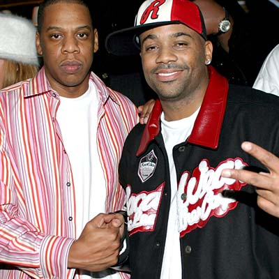 Damon dash loses his two condos for Jay z liquor price
