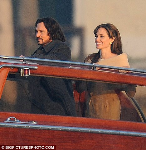Johnny Depp And Angelina Jolie Attracted To Each Other. April 2. 2010