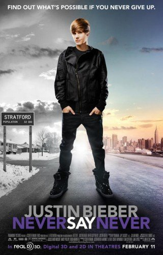 justin bieber never say never pictures from the movie. Will Justin Bieber#39;s quot;Never