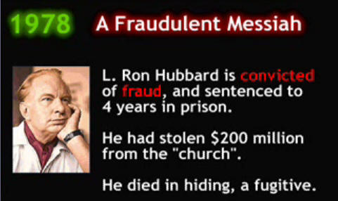 hubbard metal fraud