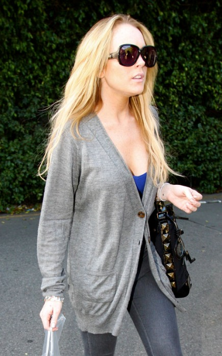 Lindsay Lohan May Have Another Sister 1