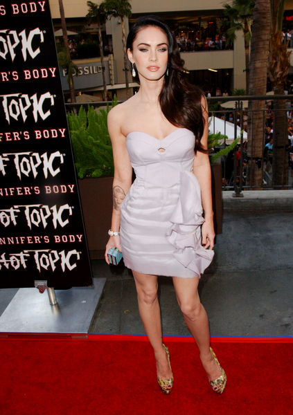 Actress Megan Fox has issued a spate of terrible, disgusting quotes ...