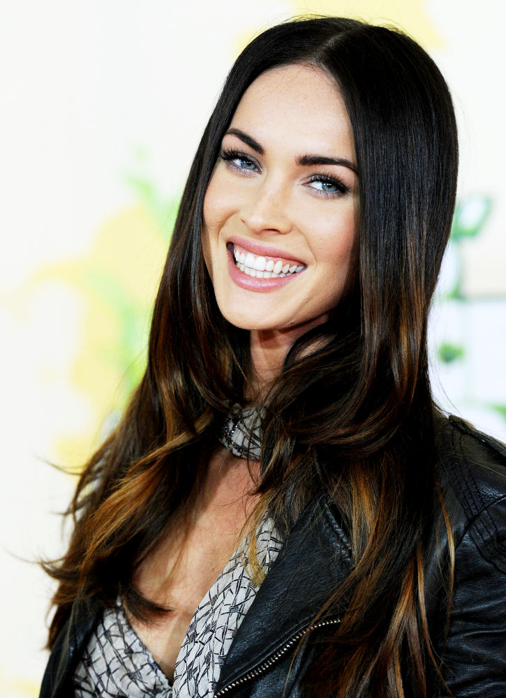 megan fox plastic surgery before. Megan Fox circa 2009, efore