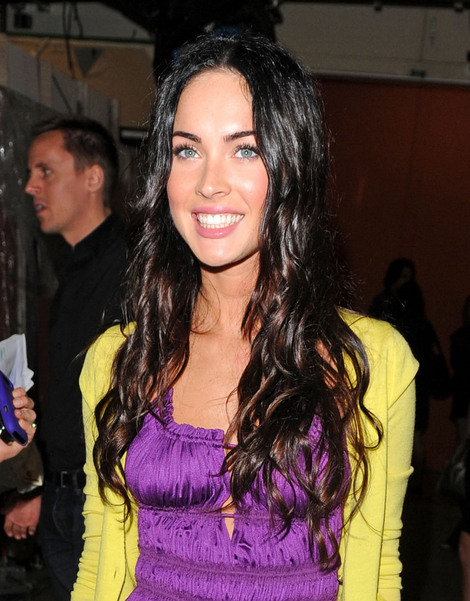 Megan Fox. The Comic Book Movie website, unearthed old footage of a then