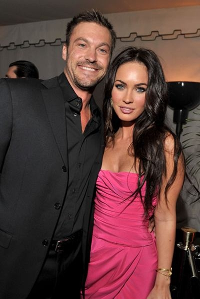 Megan Fox Still With Brian Austin Green