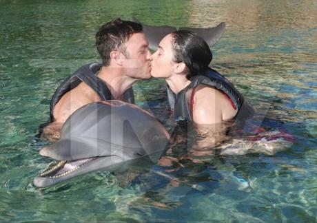 Megan Fox Married To Brian Austin Green. Megan Fox and Brian Austin