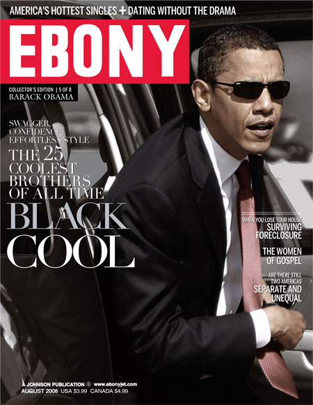 obama cover of ebony magizine