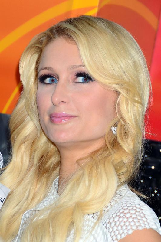 ... Paris Hilton, who was once famous for a deliberately leaked sex tape, ...