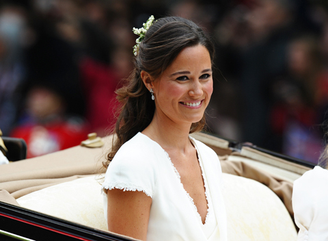 pippa middleton sister. Pippa Middleton, the sister of