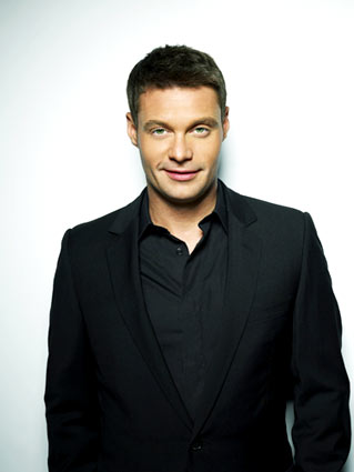ryan seacrest suit. with a British corporation