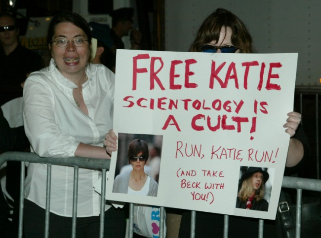 Picture of katie holmes