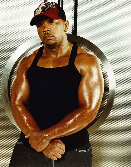 Style der stars bewerben Timbaland-muscles