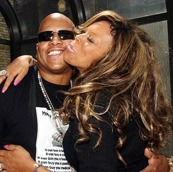 Wendy Williams and her husband Kevin. Both radio disc jockeys are known for