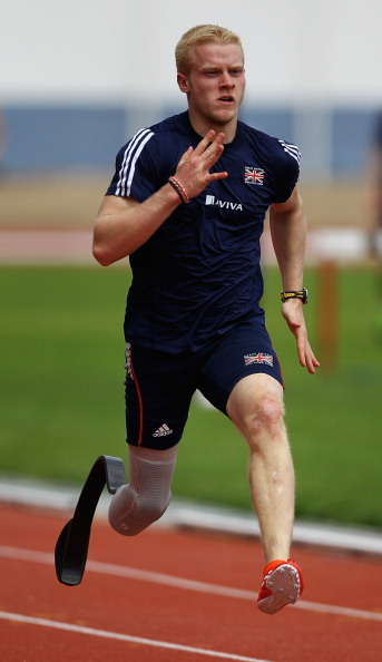 All Star Sprints >> Briton Jonnie Peacock Wins Gold In Record Time In The 100m ...