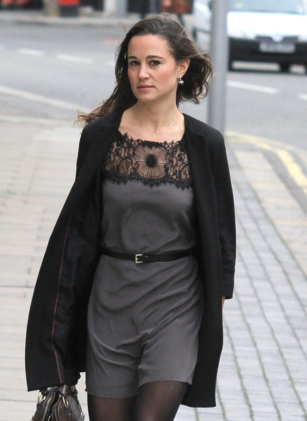 Pippa Middleton Reproved For Wild Partying That Caught The