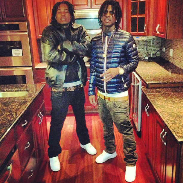 Real Ferragamo Belt >> Chief Keef Arrest Warrant Cancelled New Court Date Set
