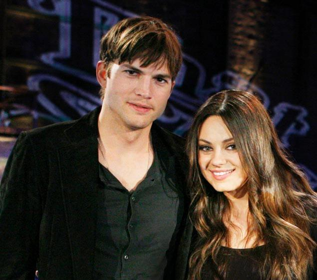 A Look At Ashton Kutcher's Bachelor Pad Away From Wife ...