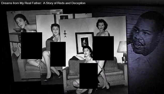 naked pictures of obamas mom
