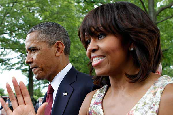 Aisha: Michelle Obama Gets PMS And Slams Heckler At An ...
