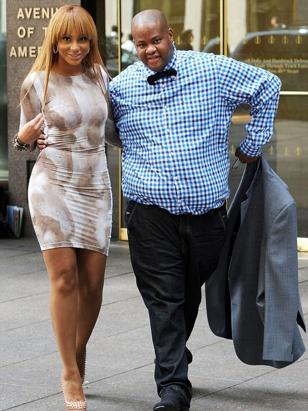 Tamar And Vince' Reality Show Sinking In The Ratings And Is Dead Last