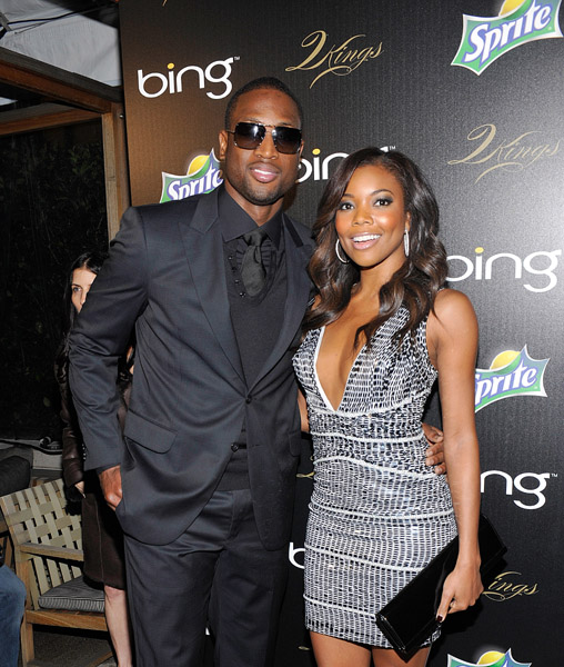 dwyane wade gabrielle union how did they meet