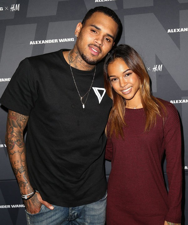 chris brown dating rihanna and karrueche