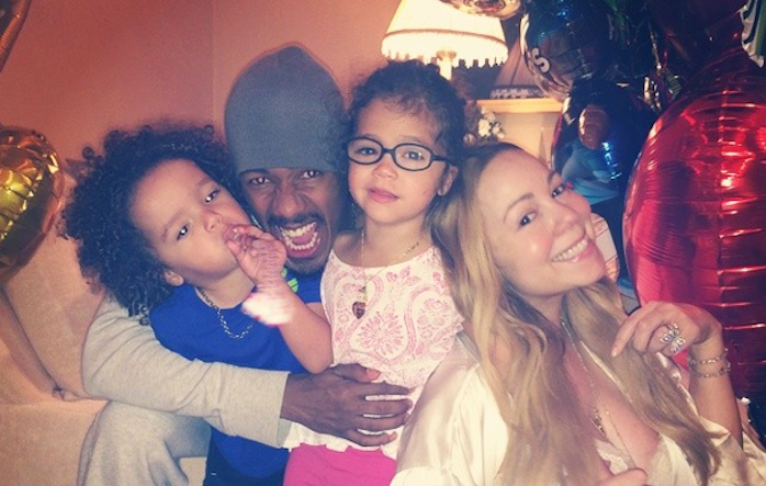 Nick cannon mariah carey age difference