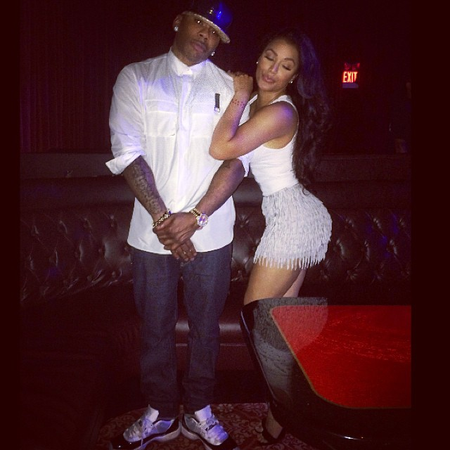 ashanti dating nelly picture
