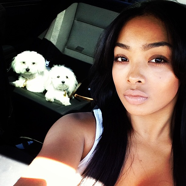 Ray j dating floyd ex-girlfriend