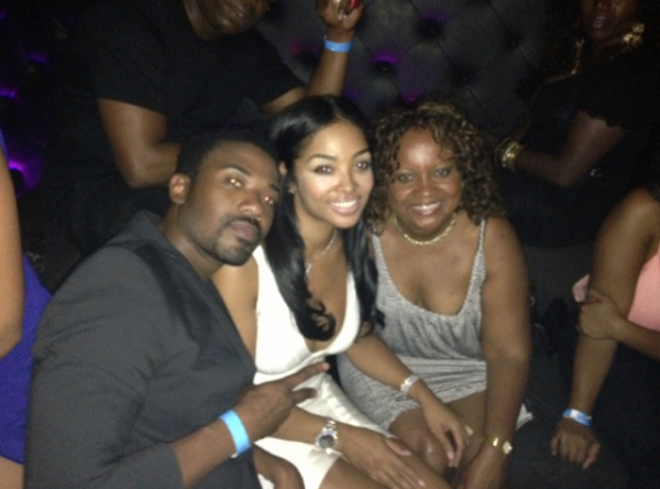 ray dating floyd ex wife