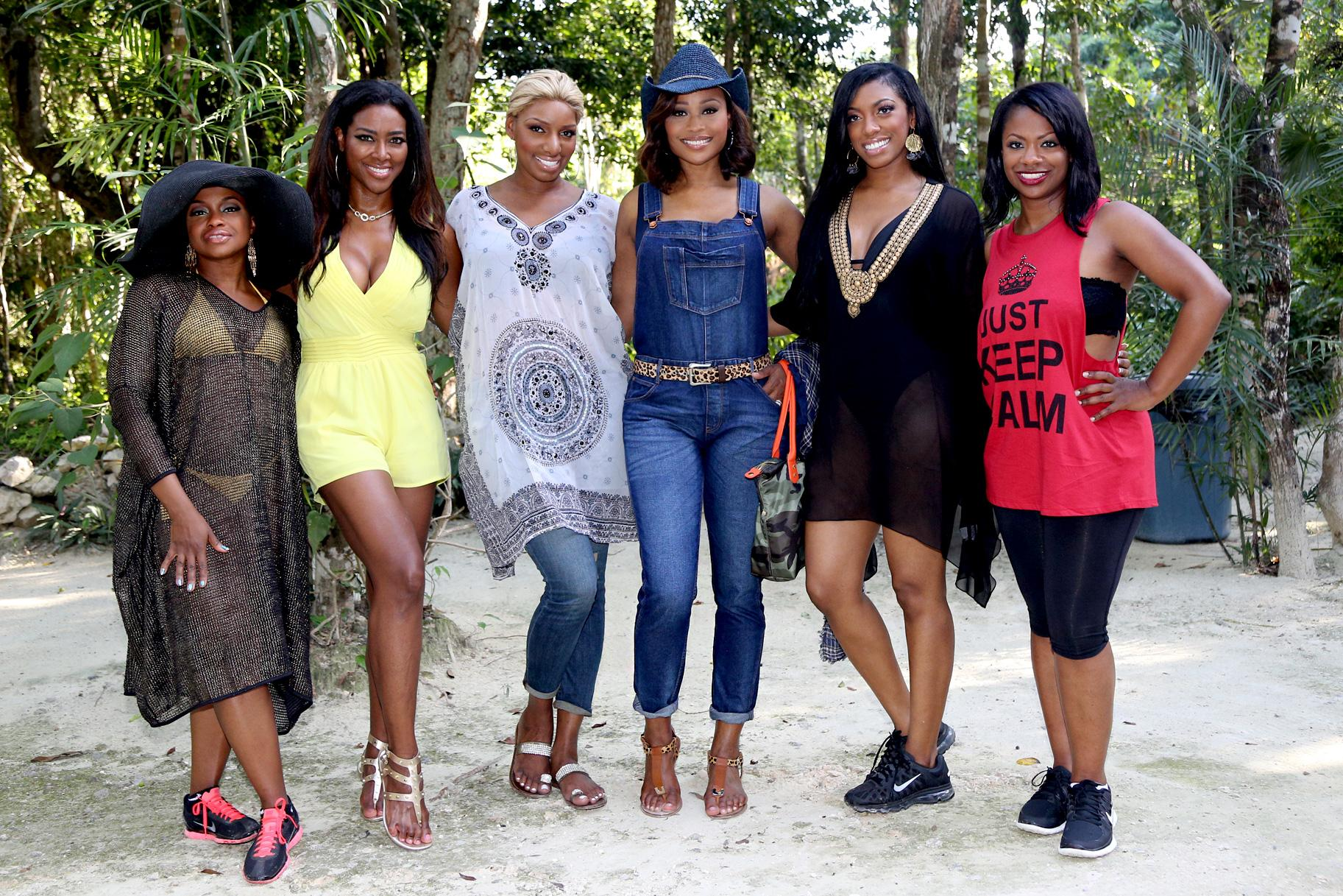 The Real Housewives Of Atlanta Mexico Trip Tested ...