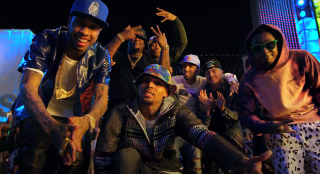 loyal chris brown video