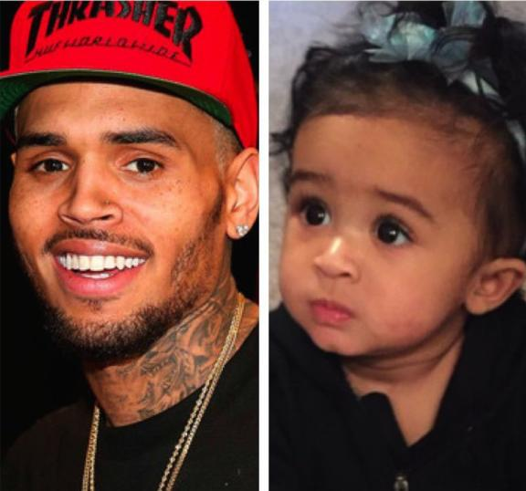 Aisha: Will Chris Brown's Daughter Royalty Be The New