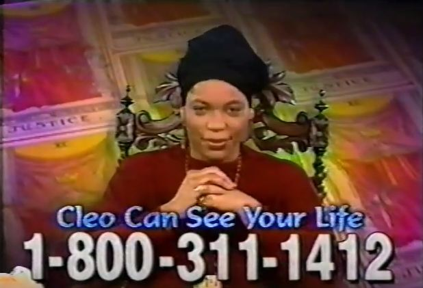 Ms cleo sex free pictures