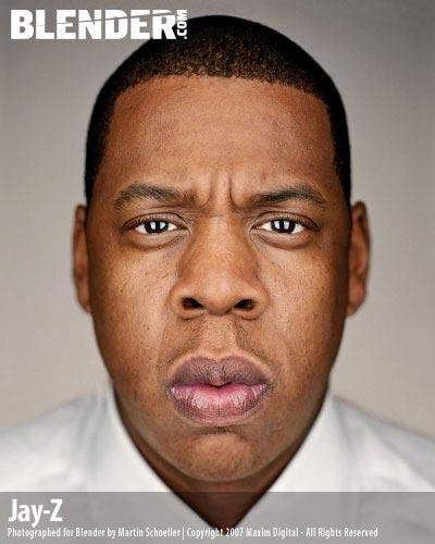 Jay Z Facial Hair